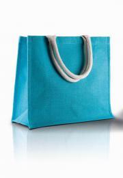 Nákupní jutová taška